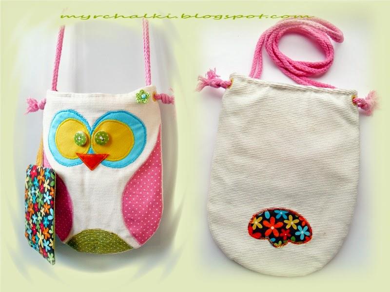 сумочка для девочки своими руками