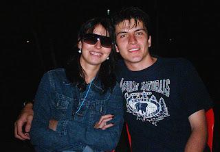 Marcela Parra Peña y Ricardo Astrauskas