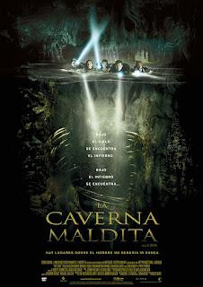La caverna maldita (2005) Online