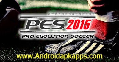 Download PES 2015 Apk Data Game For Android Smartphone Free Terbaru