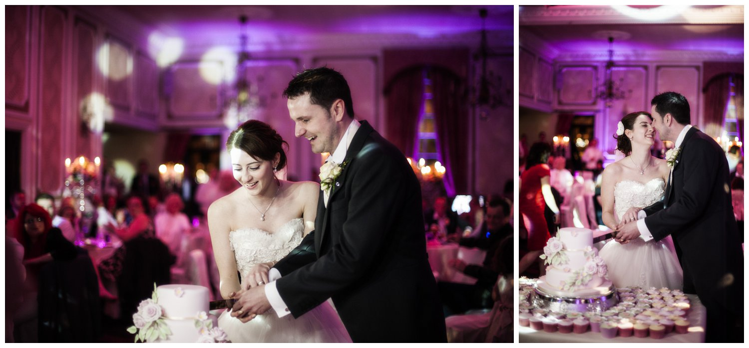 Evening Reception, First Dance, Ringwood Hall Hotel