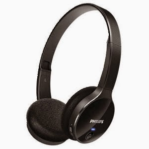 Philips Bluetooth Stereo Headset SHB4000/00 Rs. 1671 only