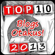Top 10 Blogs Otakus 2013