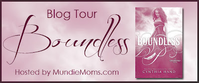 boundless by cynthia hand unearthly blog tour arc giveaway mundie moms