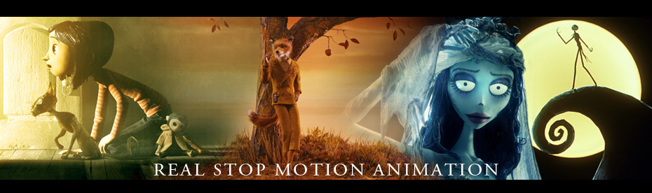 Real Stop Motion Animation