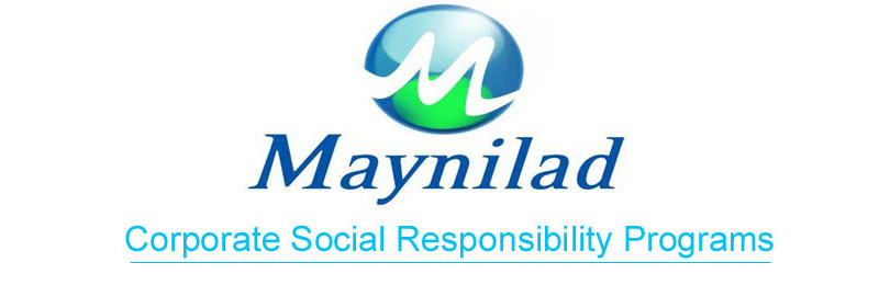 Maynilad's Corporate Social Responsibility