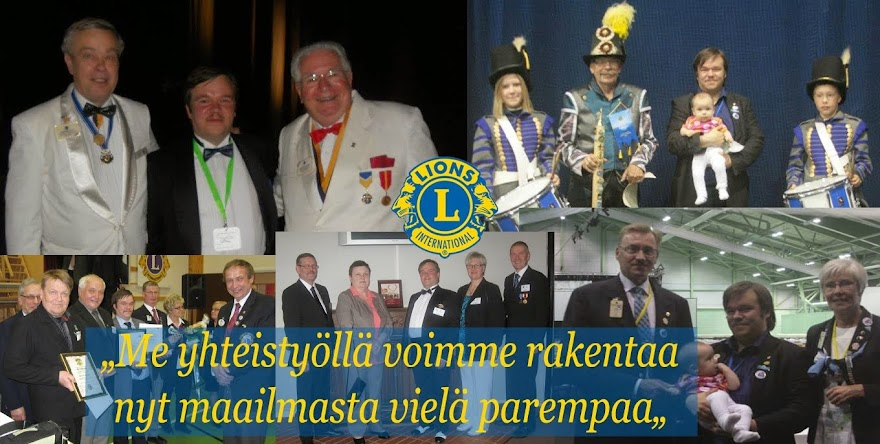 Lion Jaakko, LC Karvia