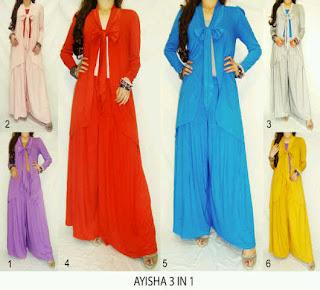 Ayisha 3 IN 1 fit to XL