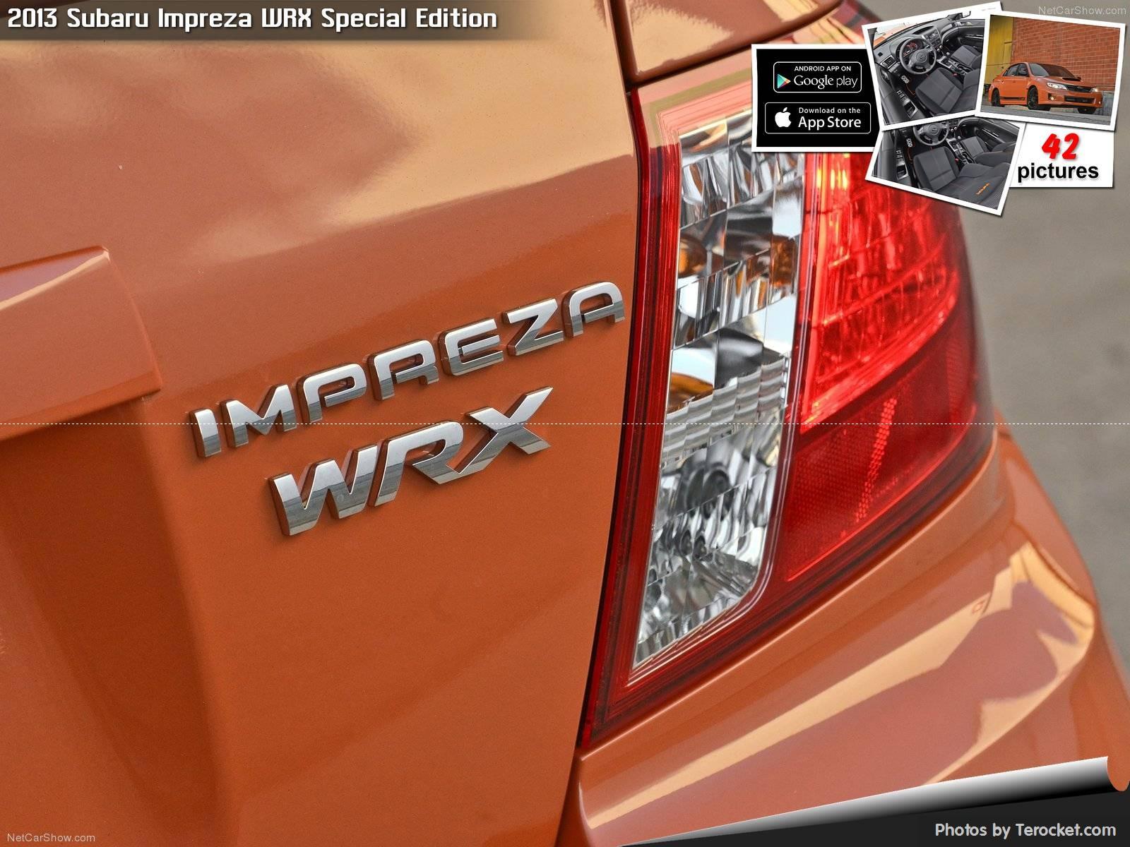 Hình ảnh xe ô tô Subaru Impreza WRX STI Special Edition 2013 & nội ngoại thất