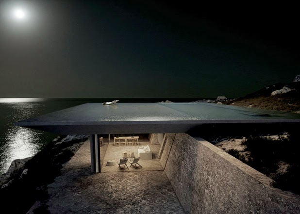 I Need A Guide Mirage House By Kois Architecture