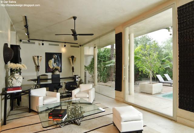 Les plus beaux hotels design du monde h tel dar sabra - Les plus beaux interieurs du monde ...