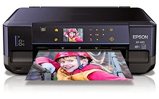 Epson Expression Premium XP-610 Driver Download for Windows