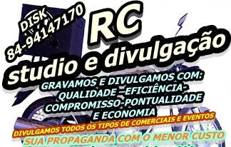 RC STUDIO E DUVULGAÇÃO