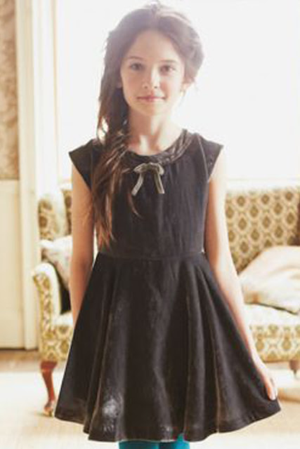 vestido terciopelo #labubé #modaniña #ministyle #pequeñafashionista