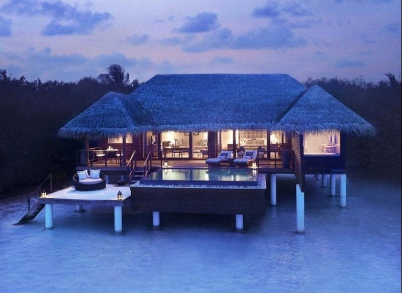 5 Hotel Dengan Desain Paling Keren Tahun 2012 [ www.BlogApaAja.com ]