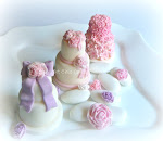 mini wedding cake 2012