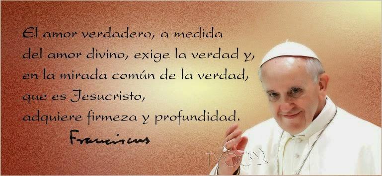 Blog Católico Gotitas Espirituales Pensamiento Del Papa Francisco