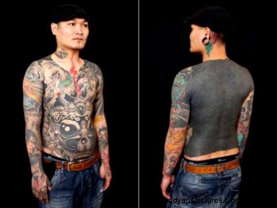 photos of Tattoo and Body Art