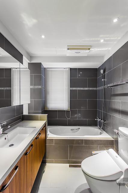 室內設計 主臥室浴室