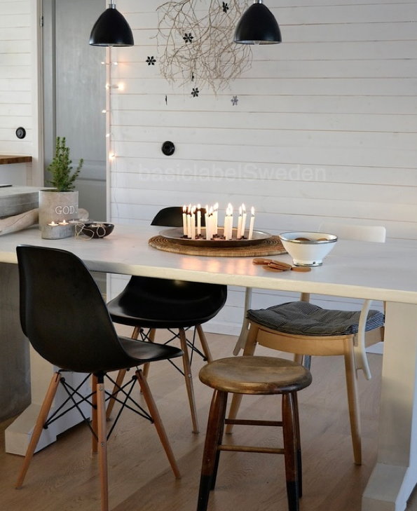 un nouveau regard la chaise eames incontournable. Black Bedroom Furniture Sets. Home Design Ideas