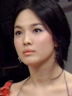 foto song hye kyo