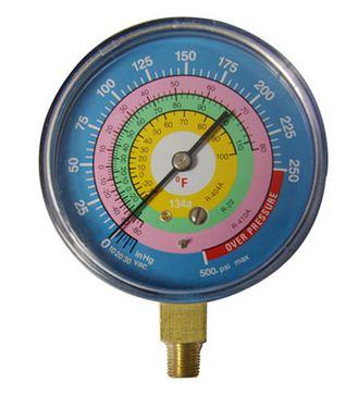 gas manometer. alat untuk mengukur tekanan gas dalam ruang tertutup dengan manometer terbuka