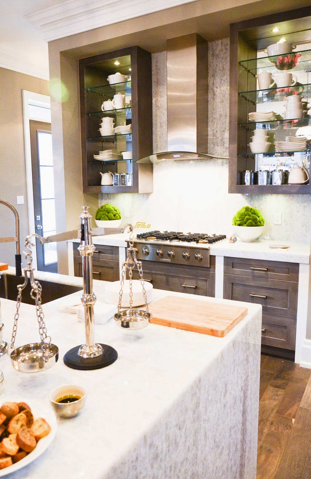 PMLOTTO KLEINBURG SHOWROOM: Chef's kitchen