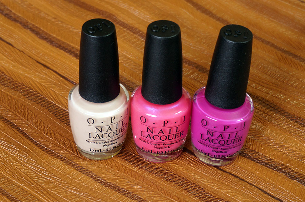 BRIGHTS by OPI - Review and Nailcolor Swatches - RedAliceRao