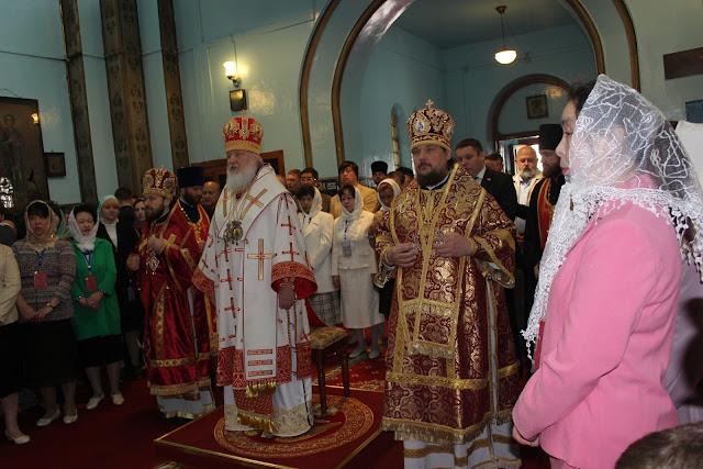 патриарх в харбине