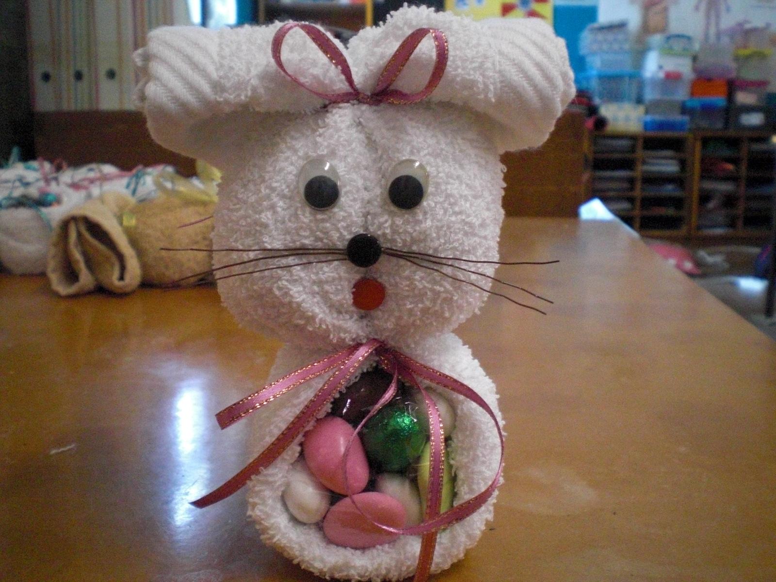 coelho feito com toalha de felpo Fotos%2B121