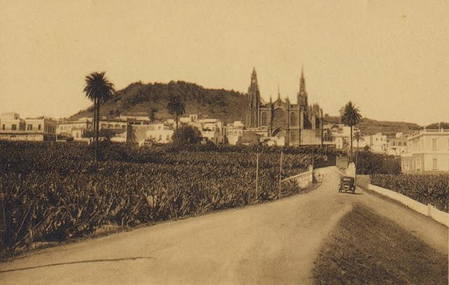 Imagen nº 3331 propiedad del archivo de fotografía histórica de LA FEDAC/CABILDO DE GRAN CANARIA. Fotógrafo sin identificar.