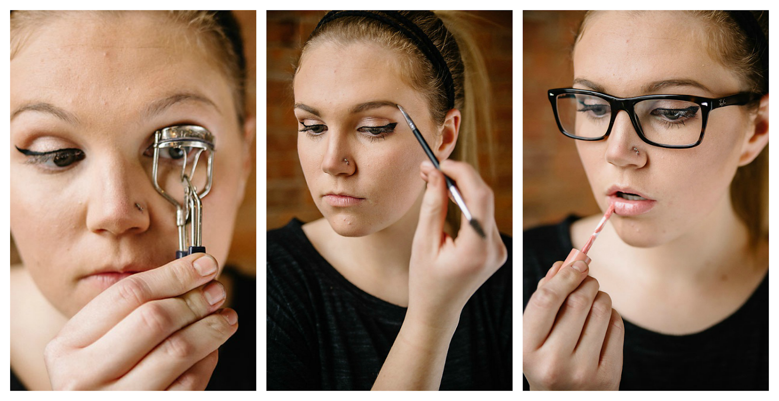 makeup, tutorial, glasses, liner, warbyparker, tips, tricks, blog, bblog, beauty, makeuptutorial,