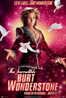 Steve Carell The Incredible Burt Wonderstone Poster