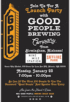On Monday, welcome Good People Brewing to GA!