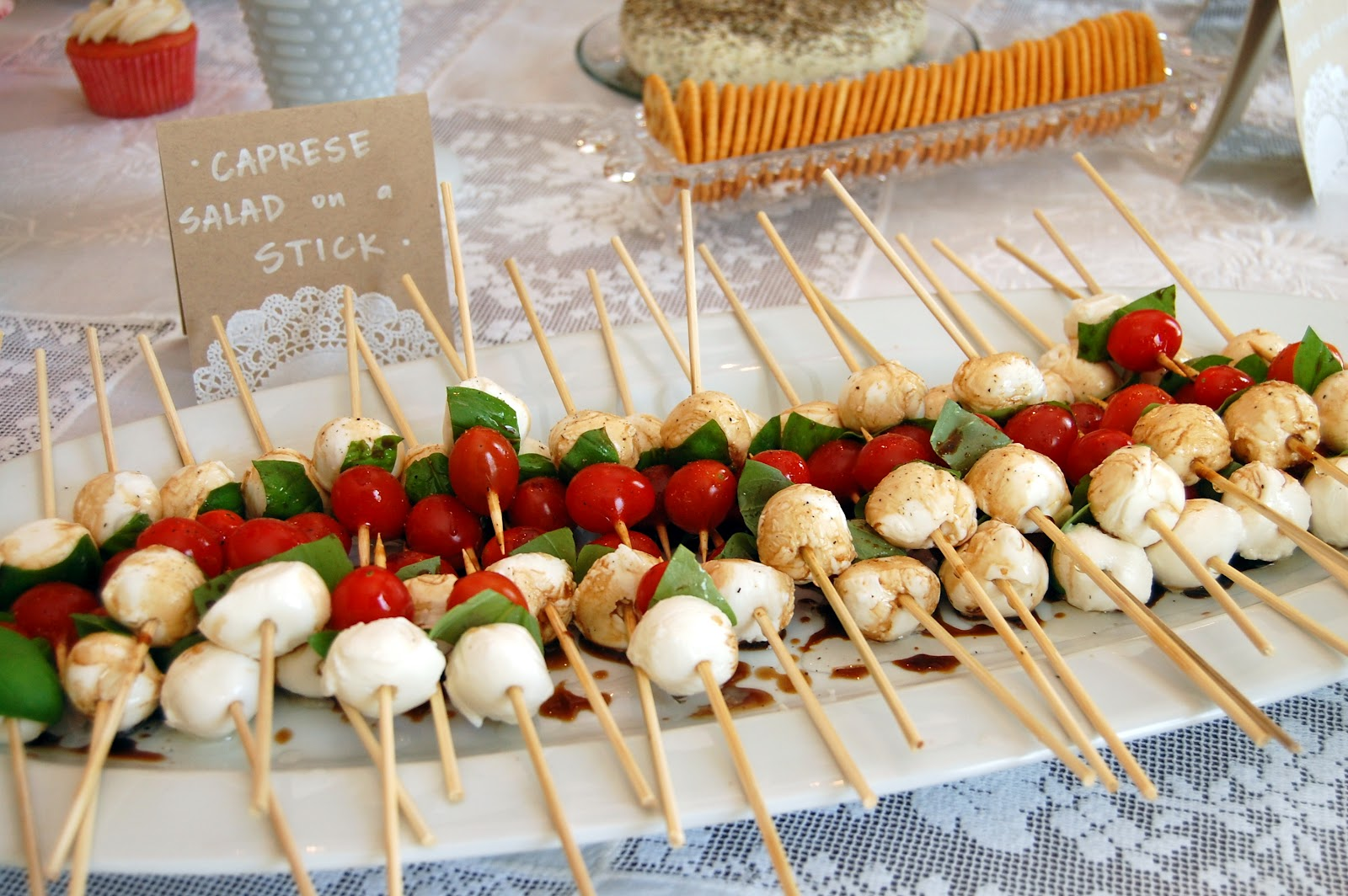 great food to serve at a baby shower search