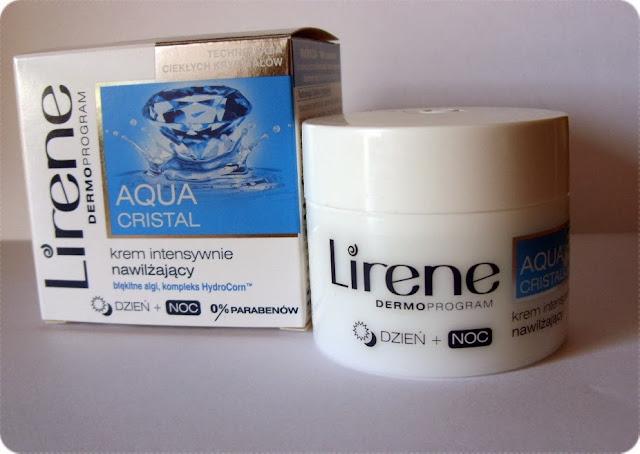 Lirene aqua cristal krem nawilżający