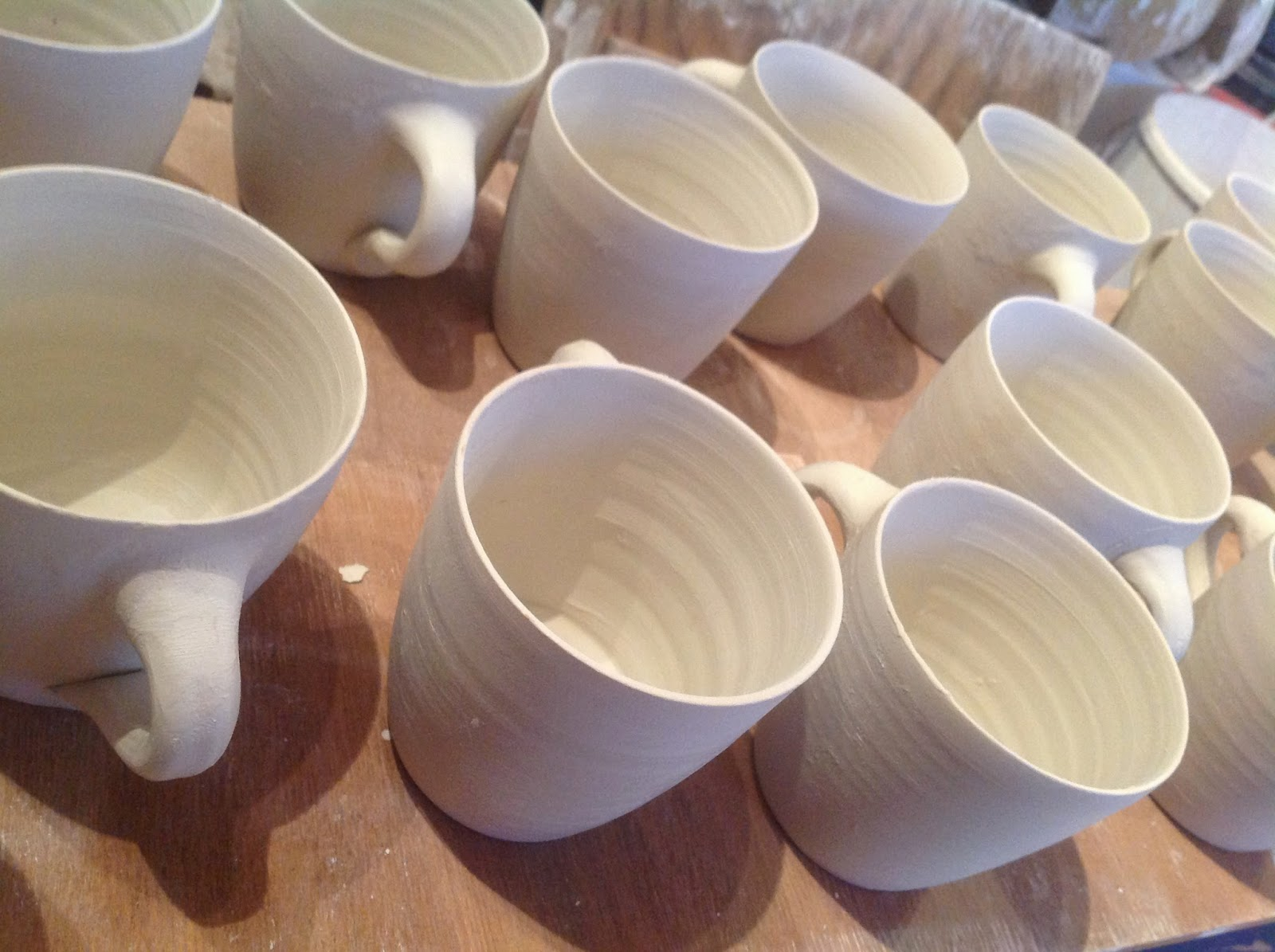 handmade porcelain coffe cup