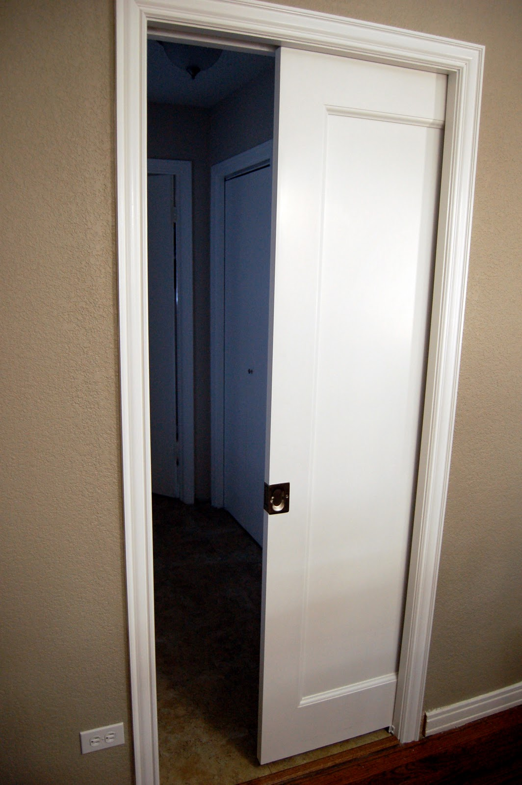 Pocket Door Install 1064 x 1600