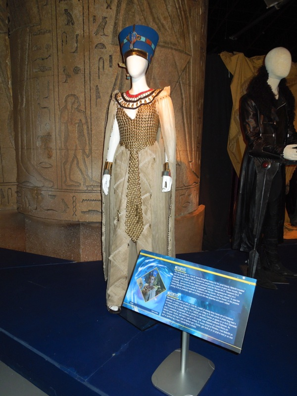 Original Queen Nefertiti costume Doctor Who