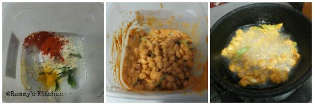 Masala kappalandi / Masala peanut peanut