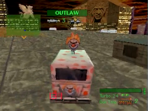 twisted metal 2 pc торрент