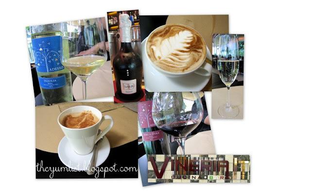Vineria IT, Bubbly Brunch, Italian, Bangsar Shopping Centre, BSC, Sunday Brunch