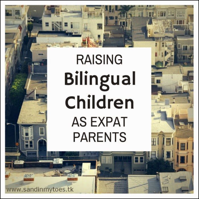 Raising Bilingual Children as Expat Parents