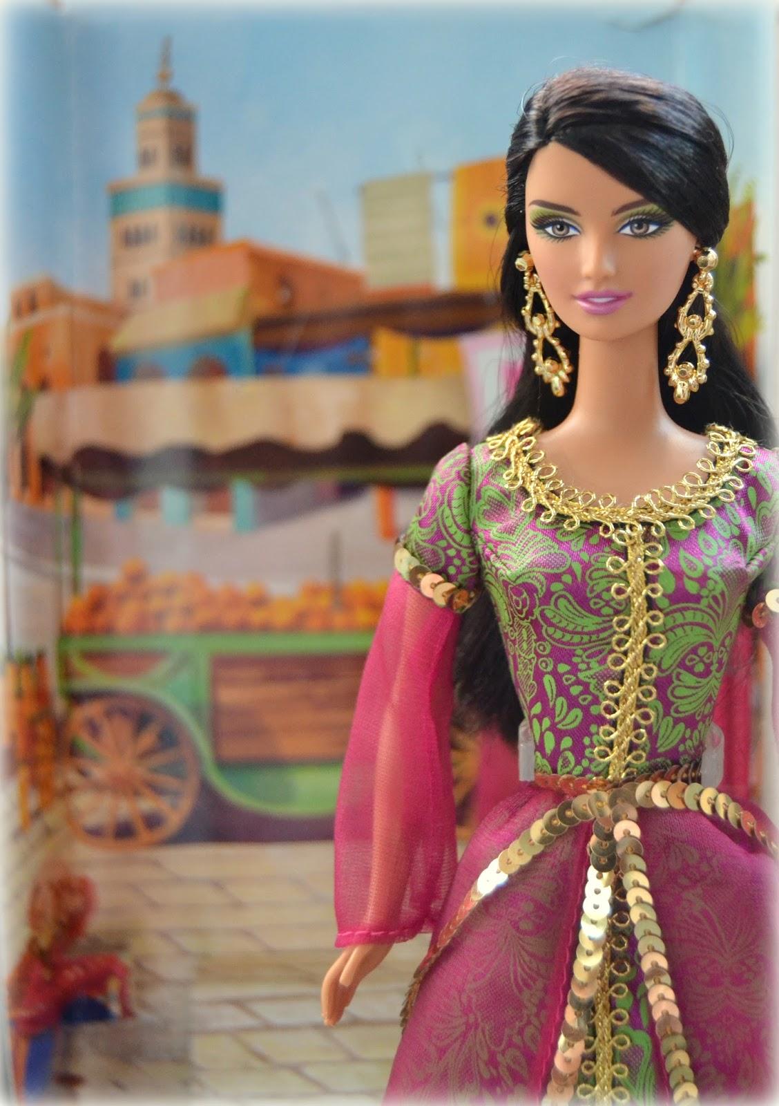 Mi casita de muñecas: Barbie Marruecos