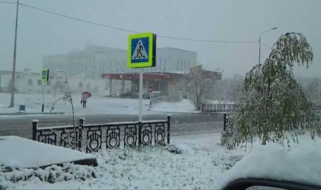Perubahan Cuaca Ekstrem Di Siberia Dalam Sehari