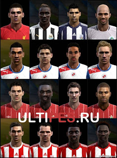 Download EPL Facepack PES 2013