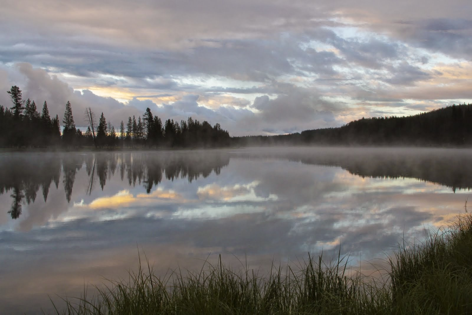 Monday Sunrise Blogging >> The Paper Boutique: Just Got Back From Yellowstone