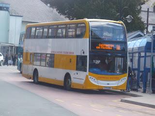 The 2002 Bus Blog April 2013