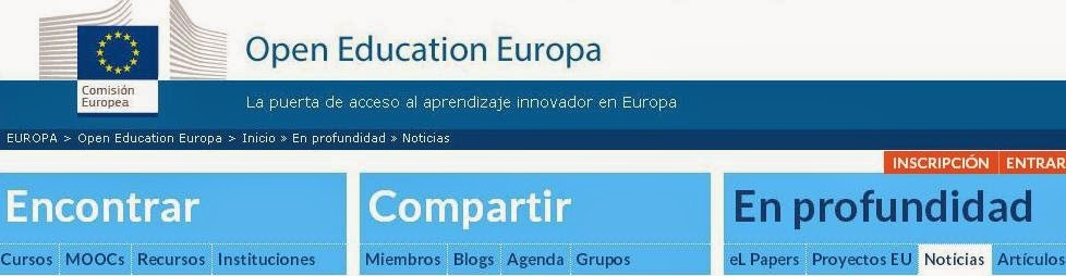 """Open Education Europa"""
