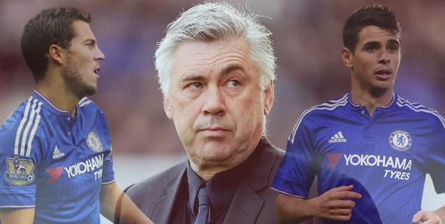Carlo Ancelotti teria uma exigência para assumir o Chelsea